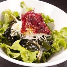 해조류 샐러드