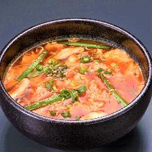 육개장국밥