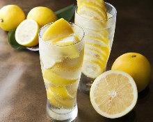 Freezing Lemon Sour