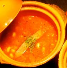 토마토 수프