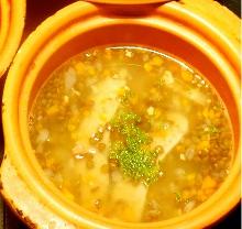 콩소메 수프