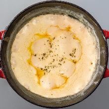 그 외 치즈 퐁듀, 치즈 요리