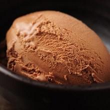 초콜릿 아이스크림