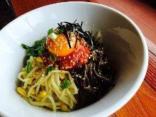 비빔밥 수프 포함