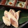닭 가슴살 구이 3종의 양념(고추냉이와 잘 어울립니다)