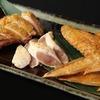 히나이 토종닭의 숯불구이 모듬