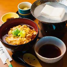 유바 덮밥