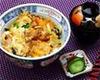 야마토 닭고기 스키야키 덮밥