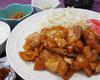 나고미 밥(닭 튀김 정식)