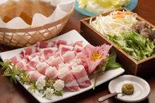 돼지고기 샤부샤부