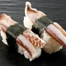 게소(오징어 다리)