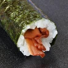 박고지 김초밥