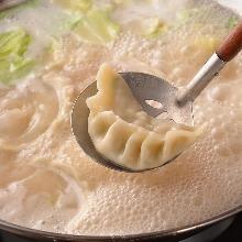 만두 전골