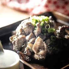 토종닭 다리 구이