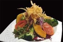 제철 채소 샐러드