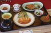 흰살 생선과 다진 고기 커틀릿