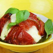 로바타야키(일본식 화로 구이) 토마토