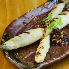 로바타야키(일본식 화로 구이) 아스파라거스