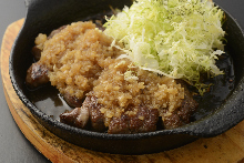 돼지고기 스테이크(톤테키)