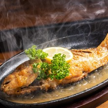 생선 철판 구이
