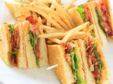 클럽 하우스 샌드위치
