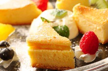 베이크 치즈 케이크