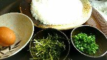 잡탕죽(밥, 계란 만)