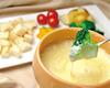 치즈 퐁듀(바게트 빵&채소 모둠 포함)