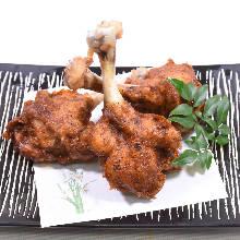 닭봉 튀김