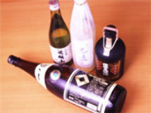 Every kind of high quality Shochu