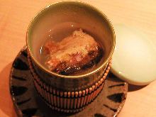 Conger eel bone SAKE (Limited number)
