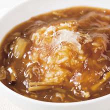 앙카케 덮밥