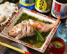그 외 조린 생선, 생선 조림
