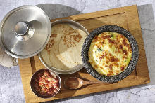 치즈 퐁듀