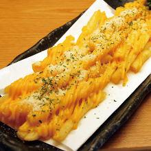 프라이드 포테이토 치즈