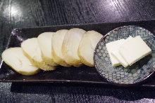 감자 버터