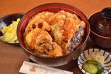 튀김 덮밥