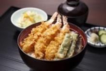 새우 덮밥