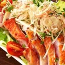 해물 샐러드