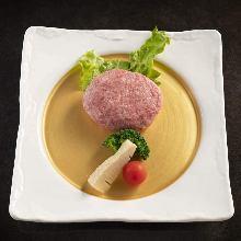 소고기 햄버그