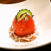 토마토 샐러드