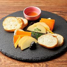 모둠 치즈 3가지