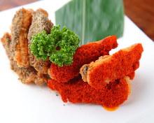 닭날개 매운맛 튀김