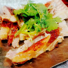 닭고기 철판 구이