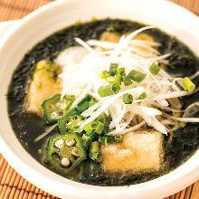 아게다시도후(일본식 두부 튀김)