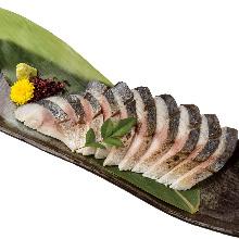 화이트 와인 식초 아부리 고등어 초절임