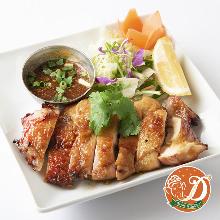 태국식 닭고기 구이