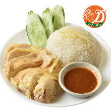 태국식 닭고기밥