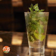 Coriander Highball