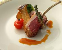 지비에(사냥 고기) 요리